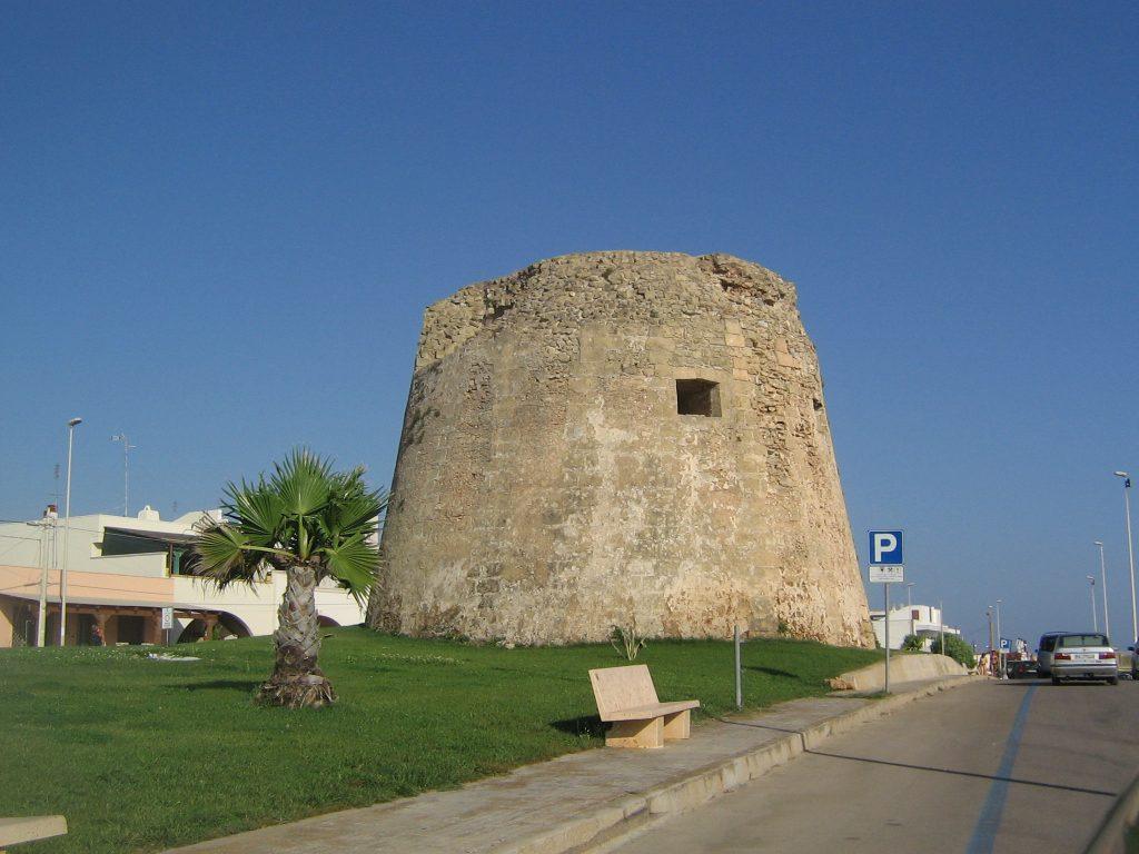 torre mozza ugento