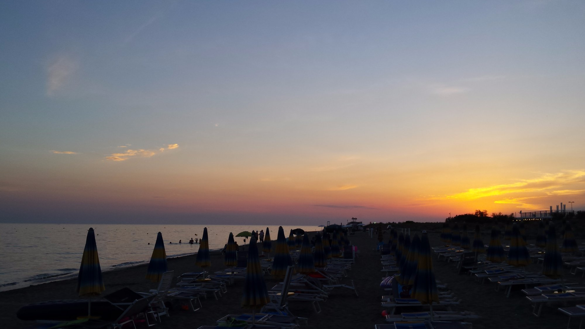 vacanze in residence Torre Mozza