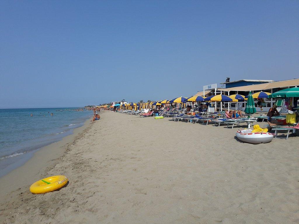 case vacanza Torre Mozza vicino al mare