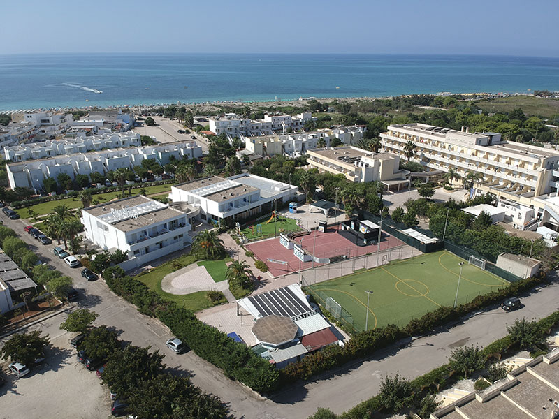 residence vicino al mare Salento